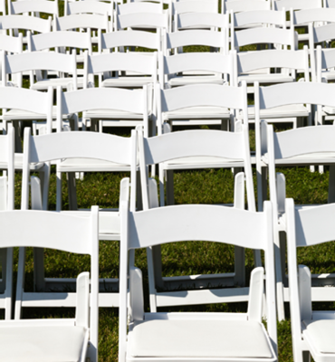 Chair Rentals | Caro Rental