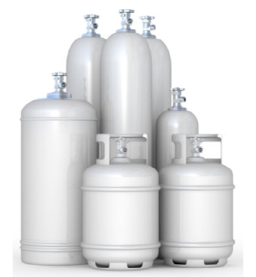 Propane Refills and Tanks