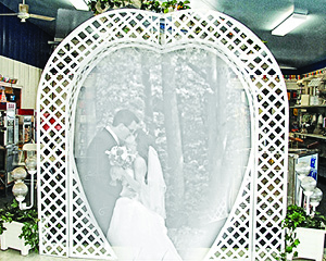 Wedding Arbor Rentals | Caro Rental